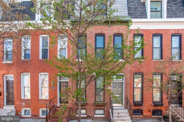 1309 S Hanover Street, BALTIMORE, MD 21230 (#MDBA483556) :: The Licata Group/Keller Williams Realty
