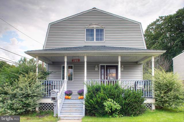 501 E Center Avenue, NEWTOWN, PA 18940 (#PABU479708) :: LoCoMusings
