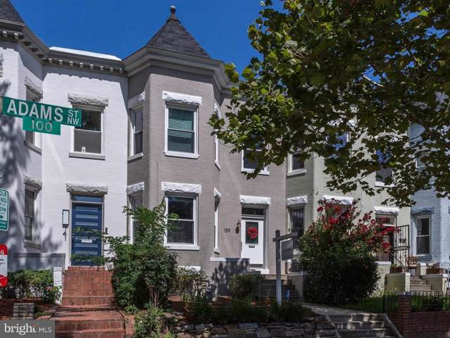 139 Adams Street NW, WASHINGTON, DC 20001 (#DCDC441832) :: Crossman & Co. Real Estate