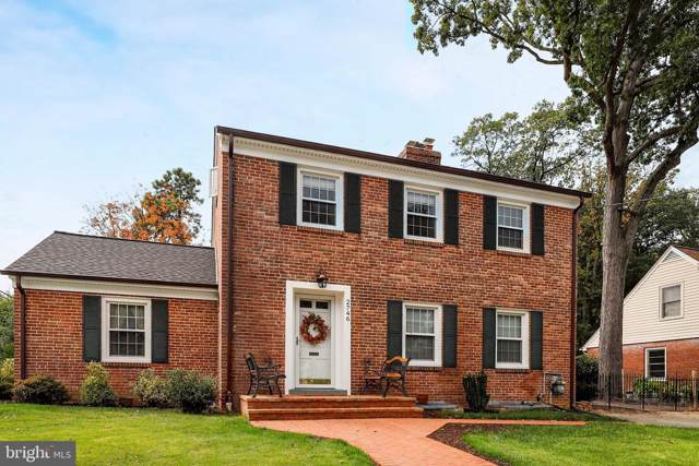 2746 Fort Scott Drive, ARLINGTON, VA 22202 (#VAAR154526) :: The Maryland Group of Long & Foster