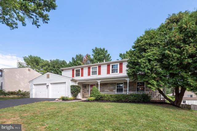 7609 Anamosa Way, ROCKVILLE, MD 20855 (#MDMC678282) :: The Maryland Group of Long & Foster Real Estate