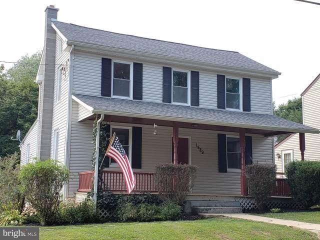 1589 Slate Hill Road, DRUMORE, PA 17518 (#PALA139926) :: The Joy Daniels Real Estate Group