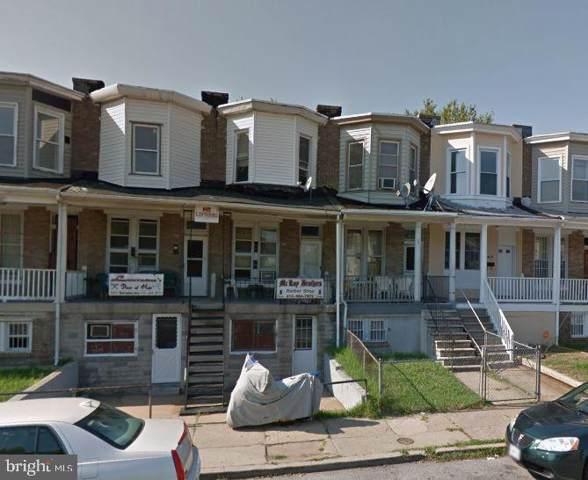 3408 W Belvedere Avenue, BALTIMORE, MD 21215 (#MDBA483594) :: Colgan Real Estate