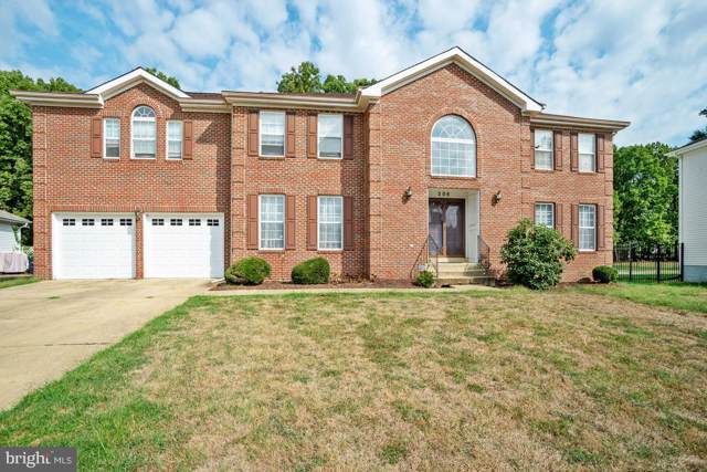 206 Maler Court, ACCOKEEK, MD 20607 (#MDPG543226) :: Jacobs & Co. Real Estate