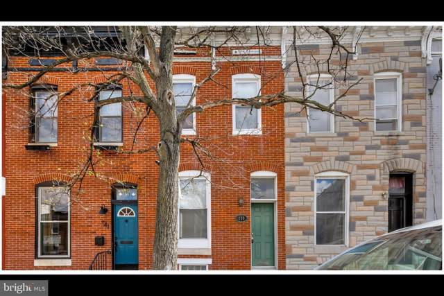 139 N Patterson Park Avenue, BALTIMORE, MD 21231 (#MDBA483632) :: Eng Garcia Grant & Co.
