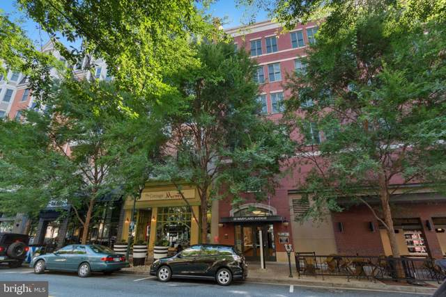38 Maryland Avenue #525, ROCKVILLE, MD 20850 (#MDMC678324) :: The Licata Group/Keller Williams Realty