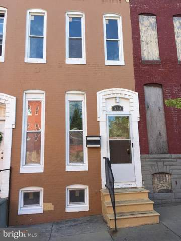 533 Bloom Street, BALTIMORE, MD 21217 (#MDBA483634) :: Homes to Heart Group