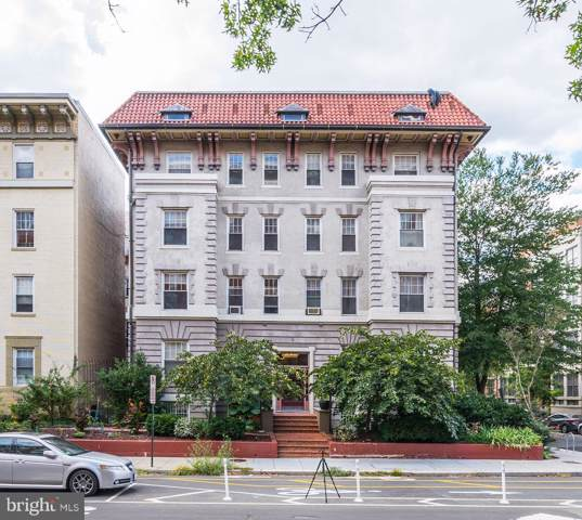 1332 15TH Street NW #3, WASHINGTON, DC 20005 (#DCDC441896) :: Eng Garcia Grant & Co.