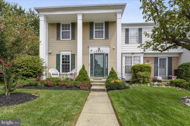 17755 Chipping Court, OLNEY, MD 20832 (#MDMC678336) :: The Gold Standard Group