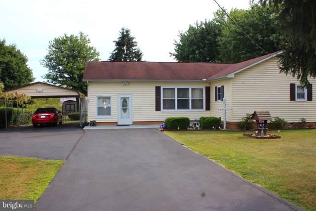 166 Baker Rd, MARTINSBURG, WV 25405 (#WVBE171234) :: Blackwell Real Estate