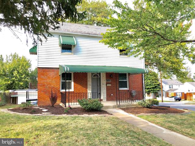 1210 E 35TH Street, BALTIMORE, MD 21218 (#MDBA483664) :: Homes to Heart Group