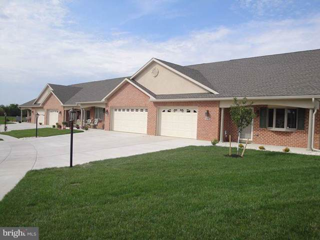 13204 Diamond Pointe Drive Th-254, HAGERSTOWN, MD 21742 (#MDWA167744) :: The Matt Lenza Real Estate Team