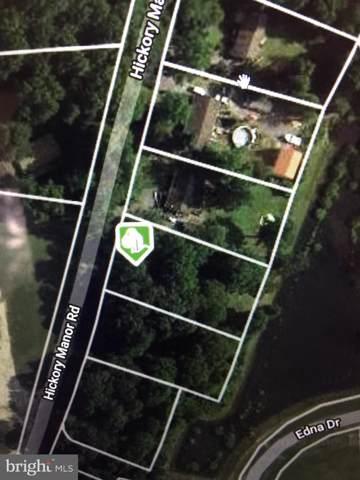 0 Hickory Manor, FRANKFORD, DE 19945 (#DESU147878) :: Keller Williams Realty - Matt Fetick Team