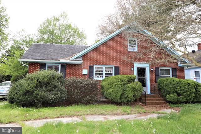 1108 Cedar Street, POCOMOKE CITY, MD 21851 (#MDWO109074) :: Circadian Realty Group