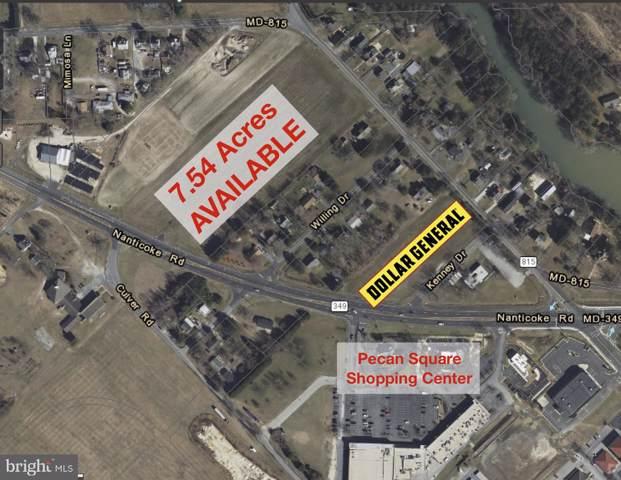0 Nanticoke Road, SALISBURY, MD 21801 (#MDWC105120) :: LoCoMusings
