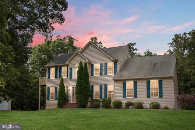 87 Summer Breeze Lane, FREDERICKSBURG, VA 22406 (#VAST215014) :: Great Falls Great Homes