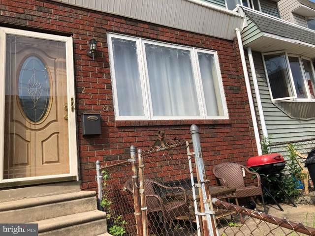 2518 S Berbro Street, PHILADELPHIA, PA 19153 (#PAPH832446) :: REMAX Horizons