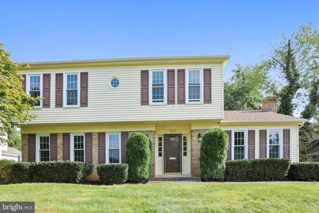 7912 Ivymount Terrace, POTOMAC, MD 20854 (#MDMC678470) :: Sunita Bali Team at Re/Max Town Center