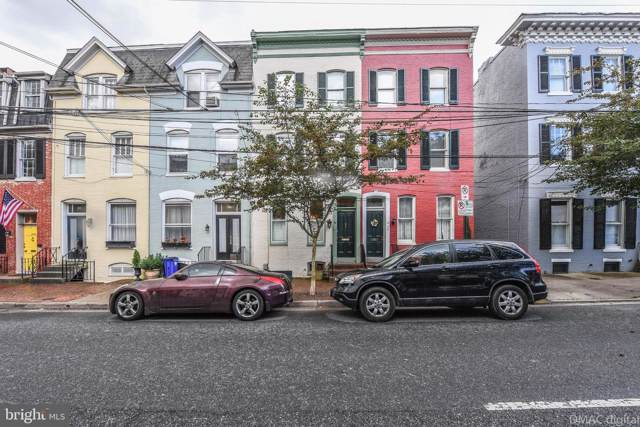 112 W 3RD Street, FREDERICK, MD 21701 (#MDFR253298) :: The Licata Group/Keller Williams Realty