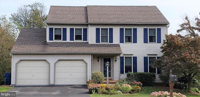 614 Kenyon Drive, RED LION, PA 17356 (#PAYK124864) :: Keller Williams of Central PA East