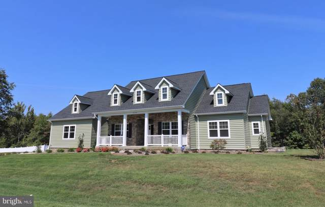 209 Dismondy Drive, HUNTINGTOWN, MD 20639 (#MDCA172220) :: Keller Williams Pat Hiban Real Estate Group
