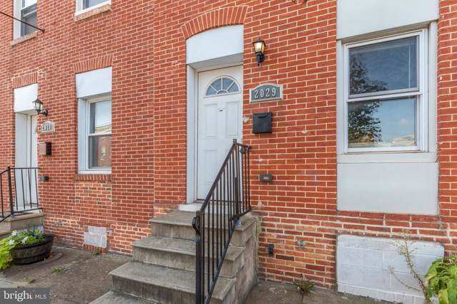 2029 Orleans Street, BALTIMORE, MD 21231 (#MDBA483768) :: The Licata Group/Keller Williams Realty