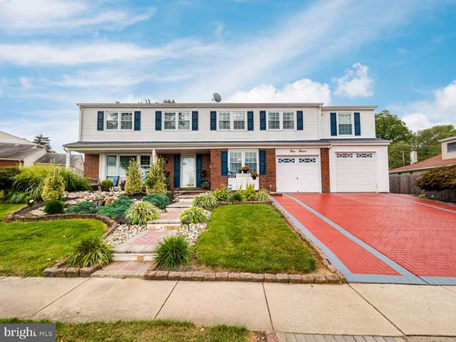 412 S Queen Anne Drive, FAIRLESS HILLS, PA 19030 (#PABU479852) :: Blackwell Real Estate