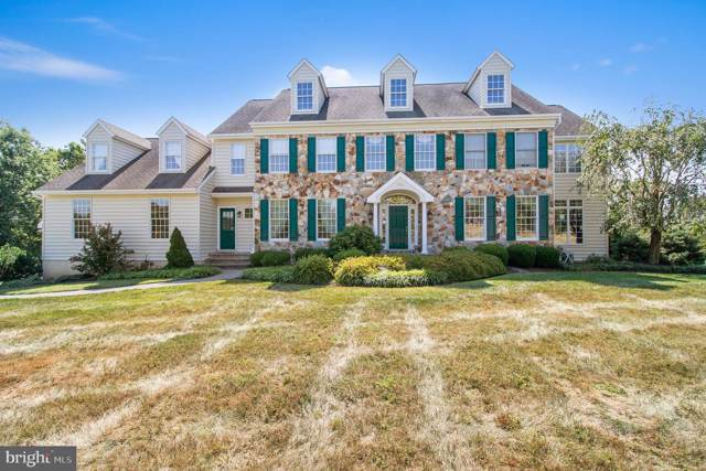 1014 Marlin Drive, WEST CHESTER, PA 19382 (#PACT488844) :: The Mark McGuire Team - Keller Williams