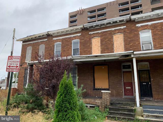 2903 W Lanvale Street, BALTIMORE, MD 21216 (#MDBA483794) :: The Maryland Group of Long & Foster