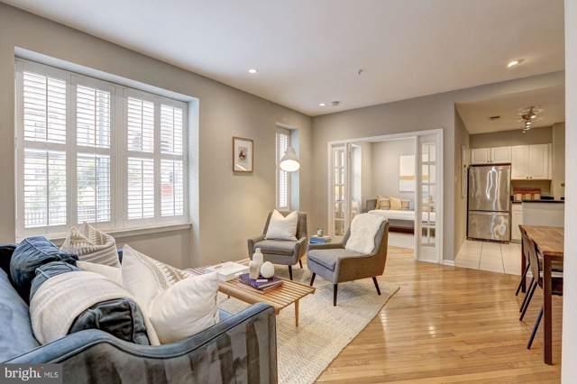1619 R Street NW #104, WASHINGTON, DC 20009 (#DCDC442044) :: Crossman & Co. Real Estate