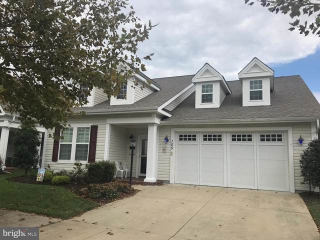 105 Emilys Pintail Drive, BRIDGEVILLE, DE 19933 (#DESU147940) :: Jim Bass Group of Real Estate Teams, LLC
