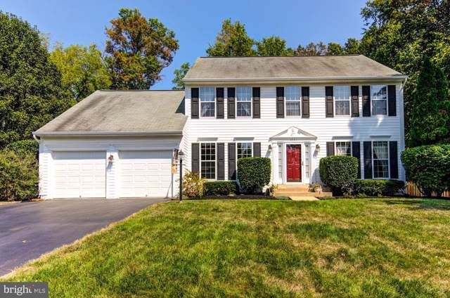 9341 Weathersfield Drive, BRISTOW, VA 20136 (#VAPW478698) :: The Licata Group/Keller Williams Realty
