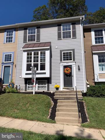 844 Gaming Square, HAMPSTEAD, MD 21074 (#MDCR191740) :: The Sebeck Team of RE/MAX Preferred