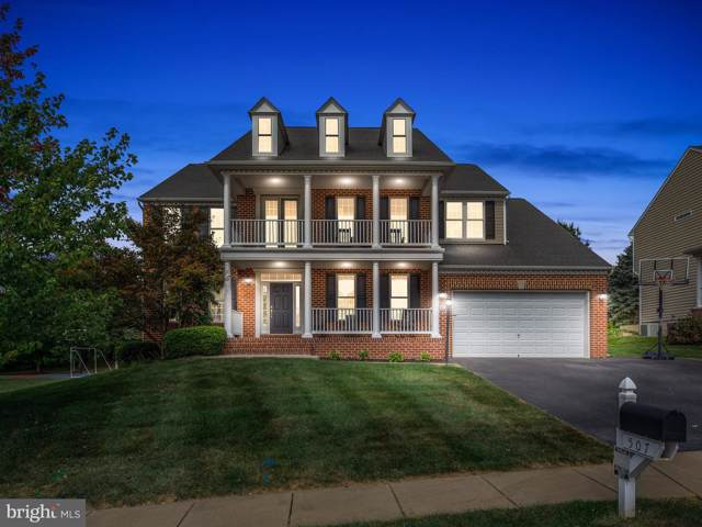 507 Saddleback Trail, MOUNT AIRY, MD 21771 (#MDCR191742) :: Charis Realty Group