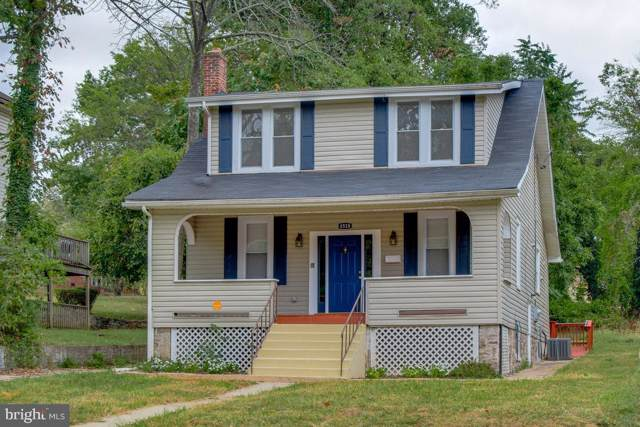 4518 Wakefield, BALTIMORE, MD 21216 (#MDBA483816) :: The Gus Anthony Team