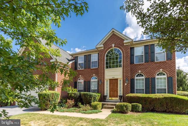 640 Spring Meadow Drive, WESTMINSTER, MD 21158 (#MDCR191744) :: The Matt Lenza Real Estate Team