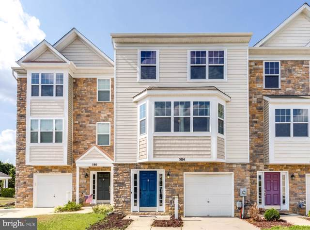 584 Burr Oak Court, PRINCE FREDERICK, MD 20678 (#MDCA172230) :: Seleme Homes