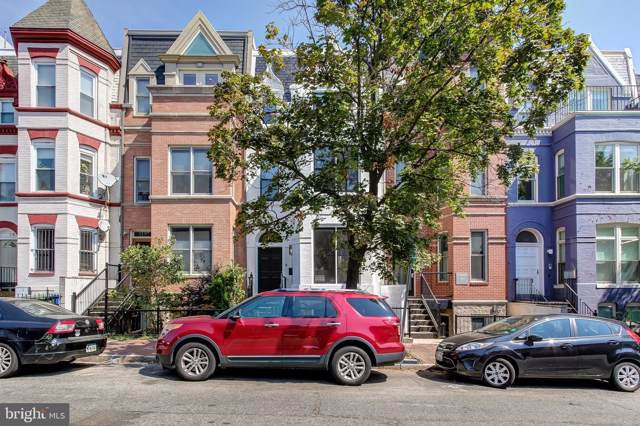 1125 6TH Street NW, WASHINGTON, DC 20001 (#DCDC442106) :: The Maryland Group of Long & Foster