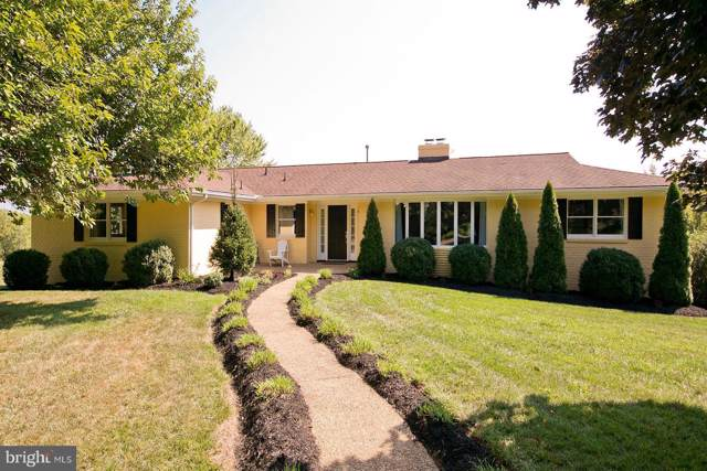 2536 Apple Pie Ridge Road, WINCHESTER, VA 22603 (#VAFV153064) :: The Licata Group/Keller Williams Realty