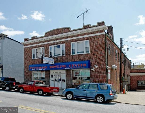 2105 Eastern Avenue, BALTIMORE, MD 21231 (#MDBA483826) :: The Licata Group/Keller Williams Realty