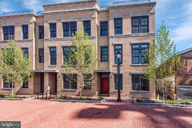 15 Pioneer Mill Way Bryan Lot 505, ALEXANDRIA, VA 22314 (#VAAX239708) :: The Speicher Group of Long & Foster Real Estate