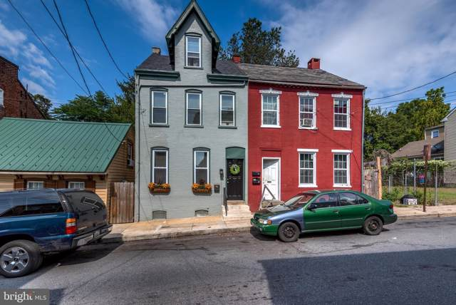 457 High Street, LANCASTER, PA 17603 (#PALA140048) :: Liz Hamberger Real Estate Team of KW Keystone Realty