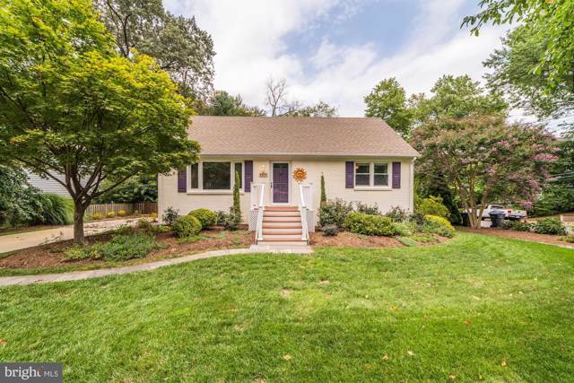 515 E Columbia Street, FALLS CHURCH, VA 22046 (#VAFA110706) :: RE/MAX Cornerstone Realty