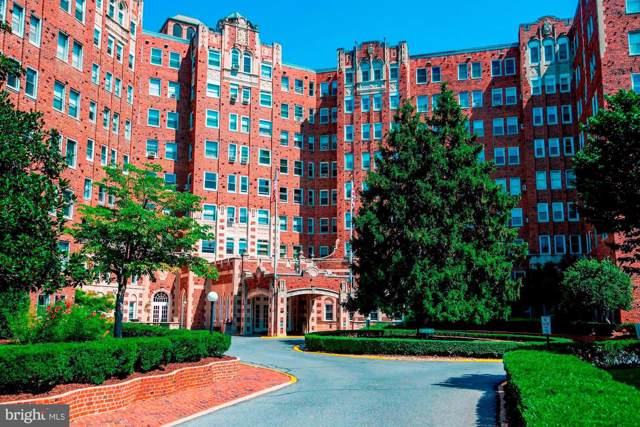 3601 Connecticut Avenue NW #119, WASHINGTON, DC 20008 (#DCDC442188) :: Keller Williams Pat Hiban Real Estate Group