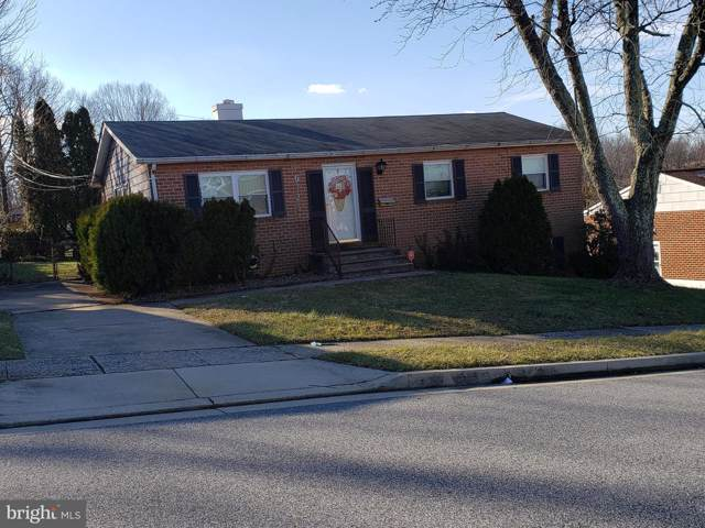 6721 Longhill Road, BALTIMORE, MD 21207 (#MDBC472044) :: Blackwell Real Estate