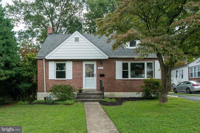 421 Granite Terrace, SPRINGFIELD, PA 19064 (#PADE500408) :: Remax Preferred | Scott Kompa Group