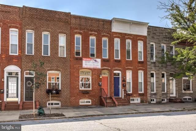 3131 Dillon Street, BALTIMORE, MD 21224 (#MDBA483880) :: SURE Sales Group