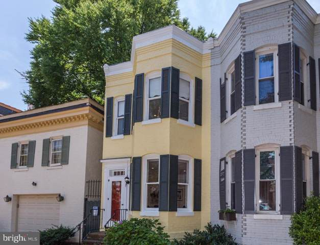 3408 O Street NW, WASHINGTON, DC 20007 (#DCDC442196) :: The Licata Group/Keller Williams Realty