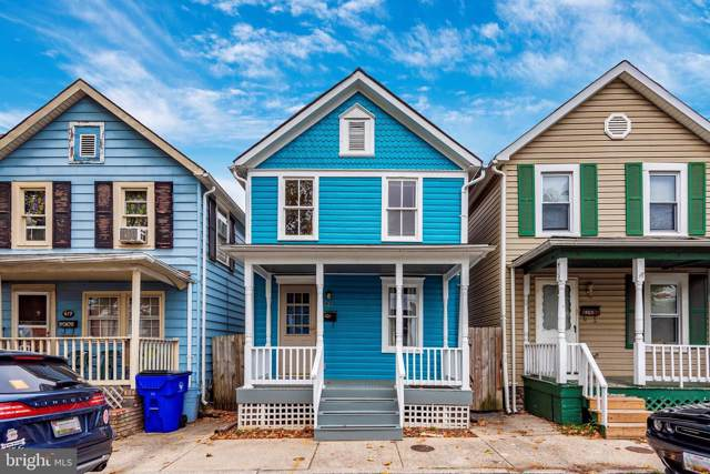 421 N Bentz Street, FREDERICK, MD 21701 (#MDFR253376) :: Network Realty Group