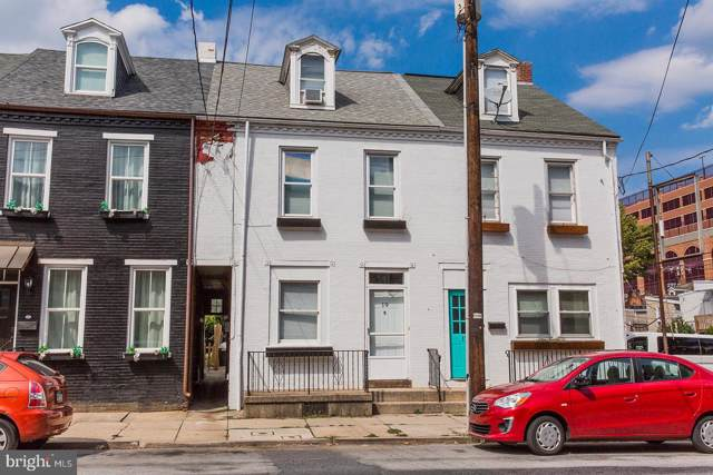 19 W James Street, LANCASTER, PA 17603 (#PALA140066) :: Flinchbaugh & Associates